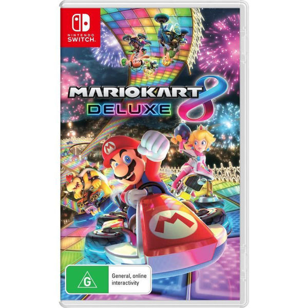 Picture of Mario Kart 8 Deluxe  - Nintendo Switch