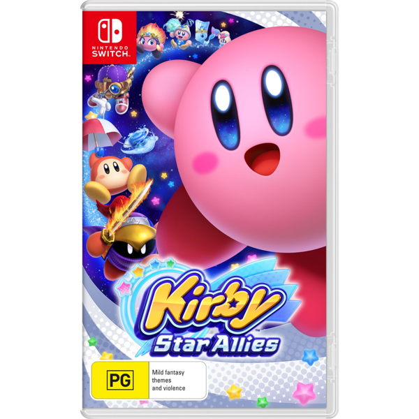 Picture of Kirby Star Allies  - Nintendo Switch