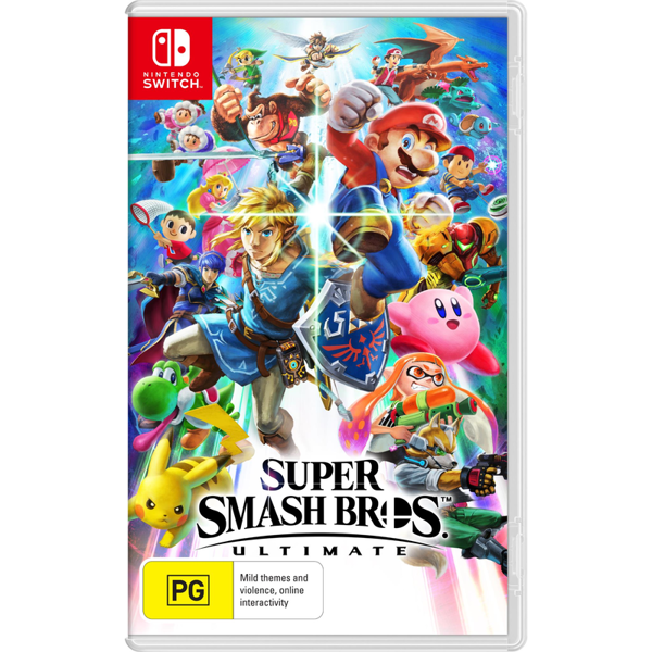 Picture of Super Smash Bros. Ultimate  - Nintendo Switch