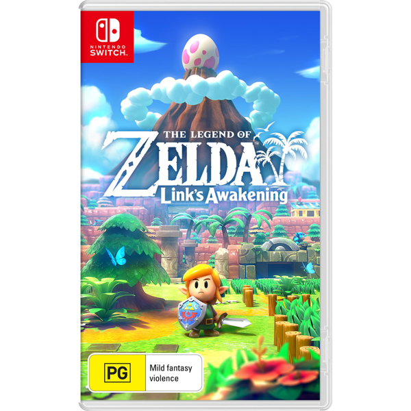 Picture of The Legend of Zelda Link's Awakening  - Nintendo Switch