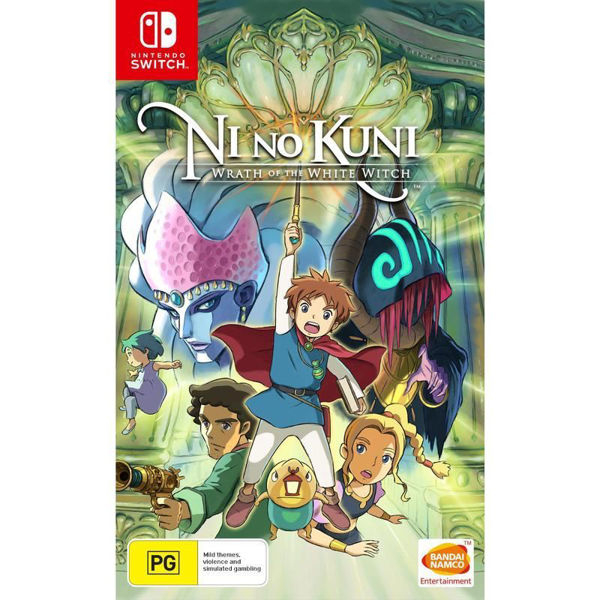 Picture of Ni No Kuni: Wrath of the White Witch Remastered  - Nintendo Switch