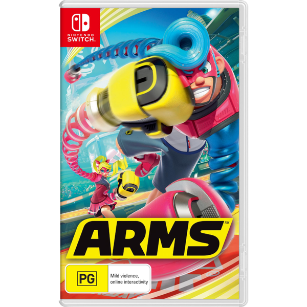 Picture of Arms  - Nintendo Switch