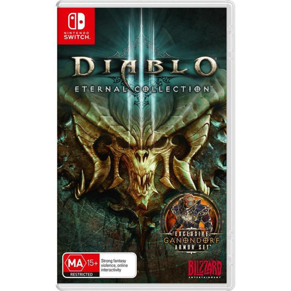 Picture of Diablo III: Eternal Collection  - Nintendo Switch