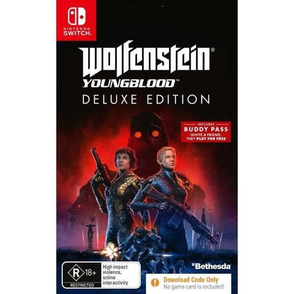 Picture of Wolfenstein: Youngblood Deluxe Edition - Nintendo Switch