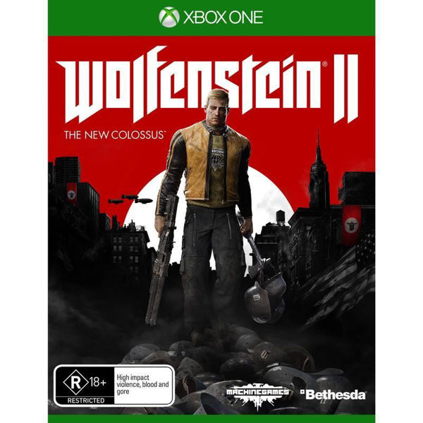 Picture of Wolfenstein II: The New Colossus - XboxOne