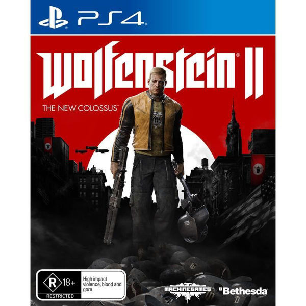 Picture of Wolfenstein II: The New Colossus - PS4