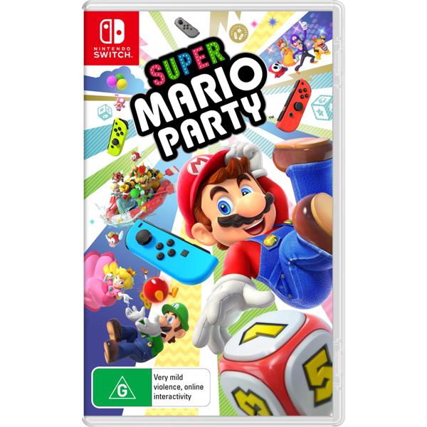 Picture of Super Mario Party - Nintendo Switch
