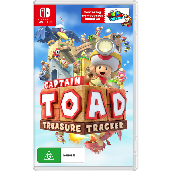 Picture of Captain Toad: Treasure Tracker - Nintendo Switch
