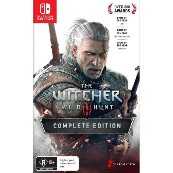 Picture of The Witcher 3: Wild Hunt - Game of the Year Edition - Nintendo Switch