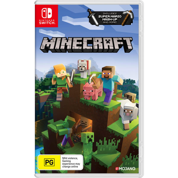 Picture of Minecraft - Nintendo Switch