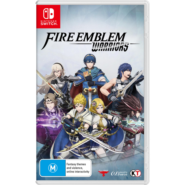 Picture of Fire Emblem Warriors  - Nintendo Switch