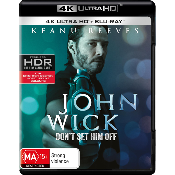 Picture of John Wick - 4K Ultra