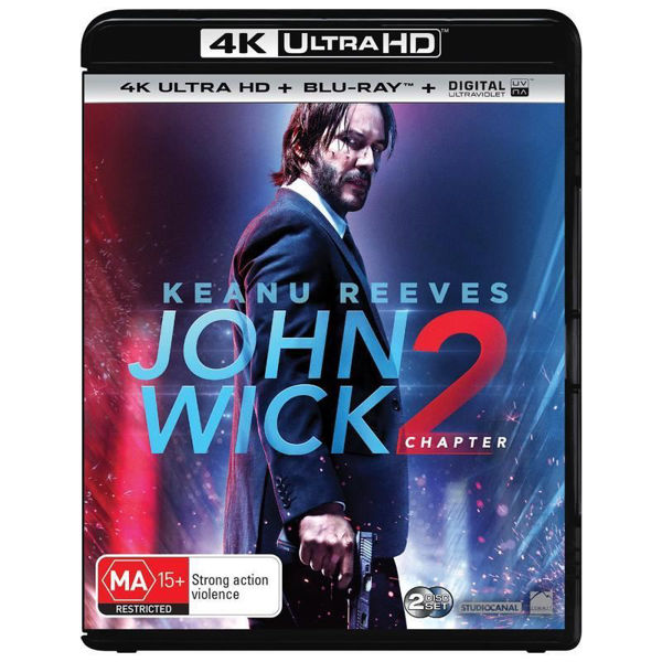 Picture of John Wick Chapter 2 - 4K Ultra