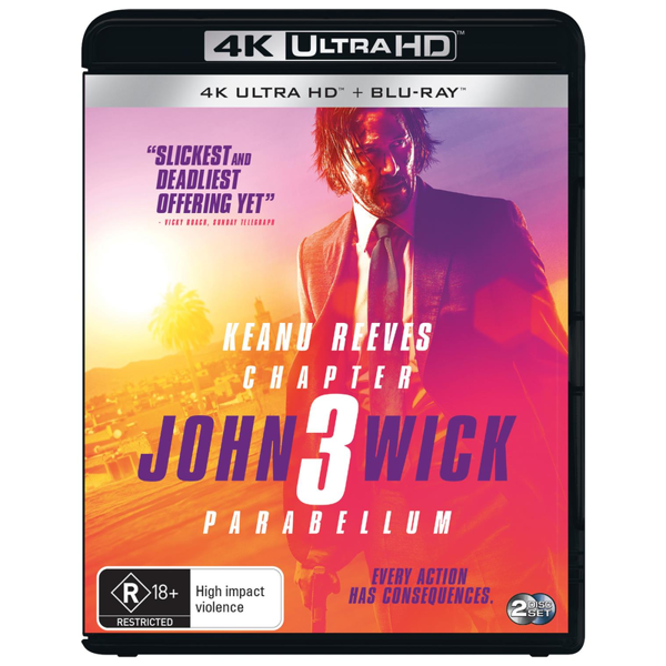 Picture of John Wick Chapter 3: Parabellum - 4K Ultra