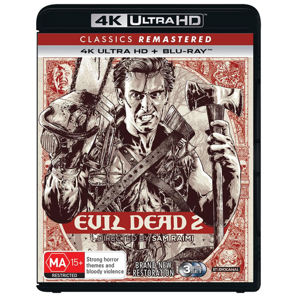 Picture of Evil Dead 2 - 4K Ultra