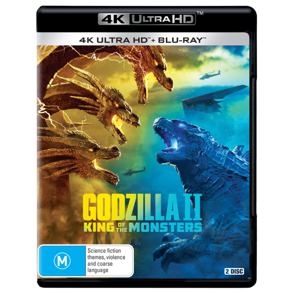 Picture of Godzilla 2: King of the Monsters - 4K Ultra