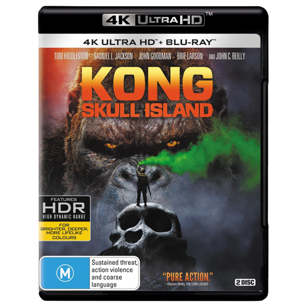 Picture of Kong: Skull Island - 4K Ultra