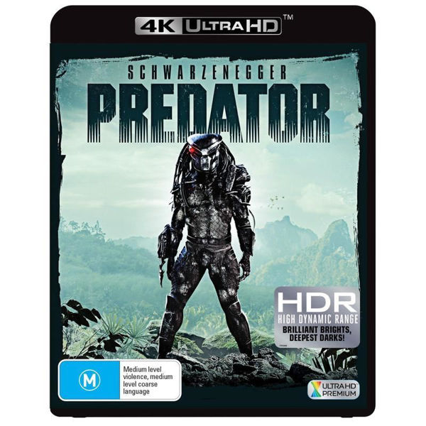 Picture of Predator - 4K Ultra
