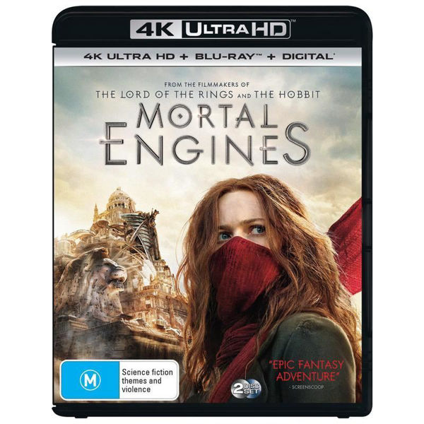 Picture of Mortal Engines - 4K Ultra