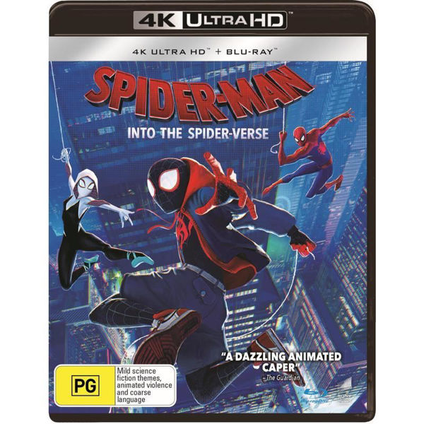 Picture of Spider-Man: Into the Spider-Verse - 4K Ultra