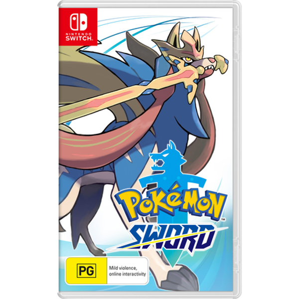 Picture of Pokemon Sword  - Nintendo Switch