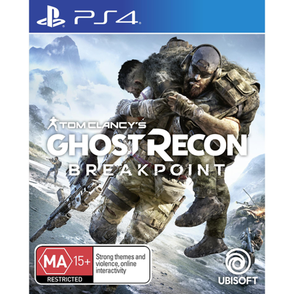 Picture of Tom Clancy's Ghost Recon Breakpoint - PS4
