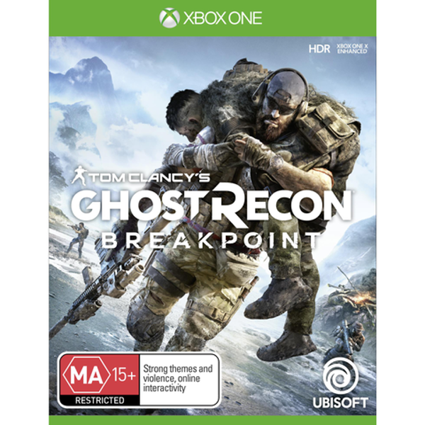 Picture of Tom Clancy's Ghost Recon Breakpoint - XboxOne