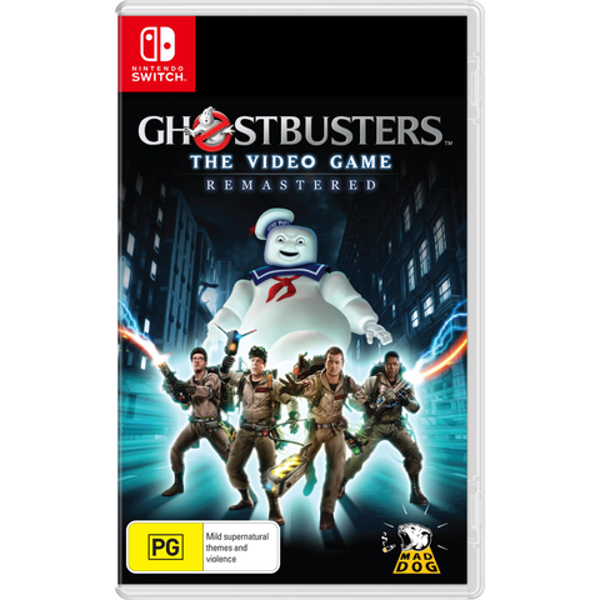 Picture of Ghostbusters: The Video Game Remastered - Nintendo Switch