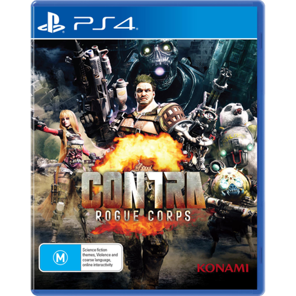 Picture of CONTRA: ROGUE CORPS - PS4