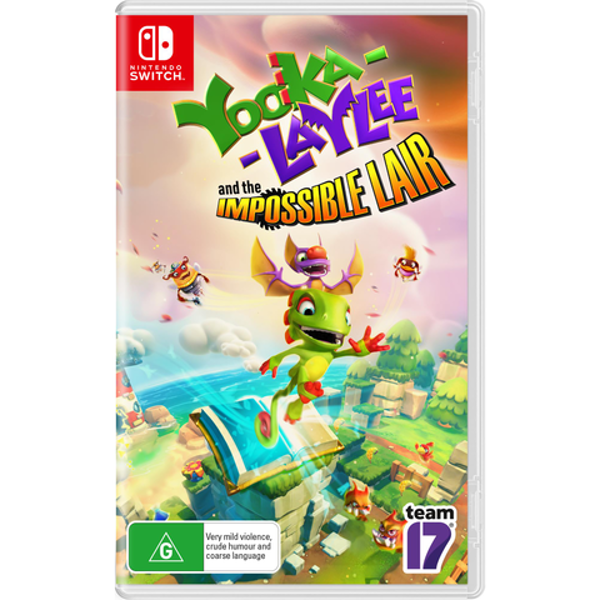 Picture of Yooka-Laylee and the Impossible Lair - Nintendo Switch