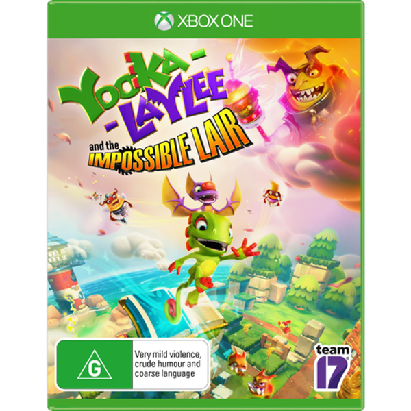 Picture of Yooka-Laylee and the Impossible Lair - XboxOne