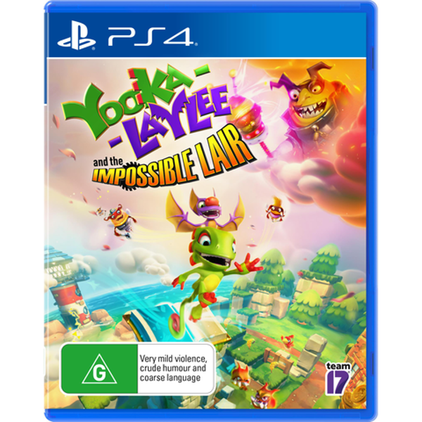 Picture of Yooka-Laylee and the Impossible Lair - PS4