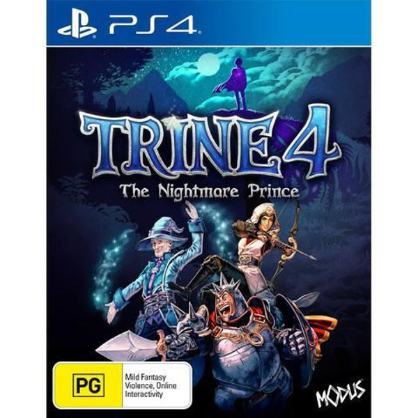 Picture of Trine 4 - PS4