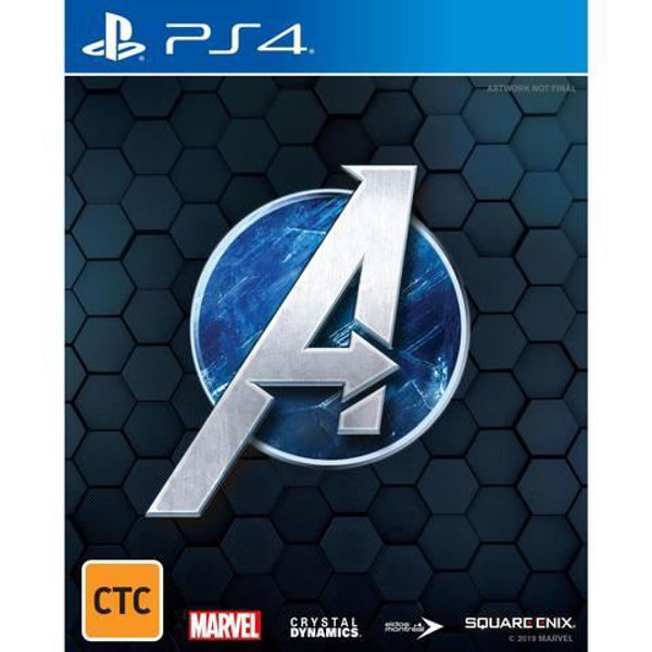 Picture of Marvel Avengers - PS4