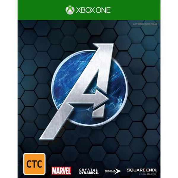 Picture of Marvel Avengers - XboxOne