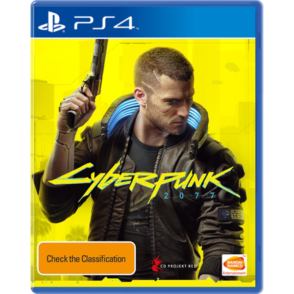 Picture of Cyberpunk 2077 - PS4