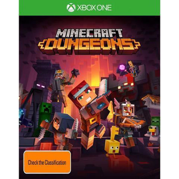 Picture of Minecraft Dungeons - XboxOne