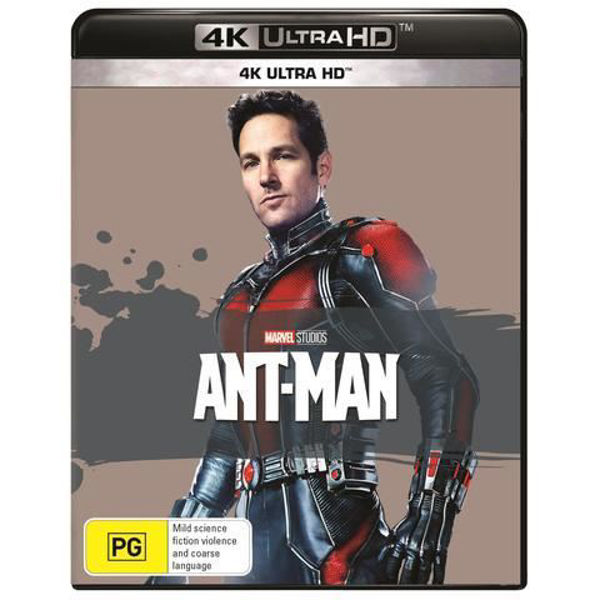 Picture of Ant Man - 4K Ultra