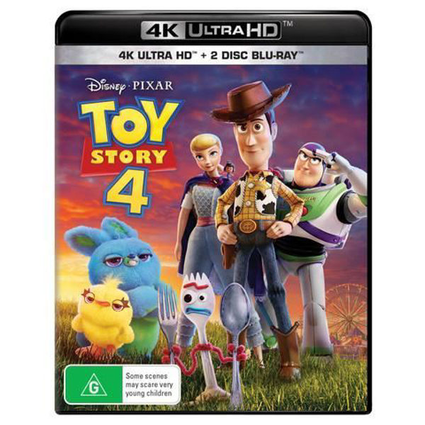 Picture of Toy Story 4 - 4K Ultra