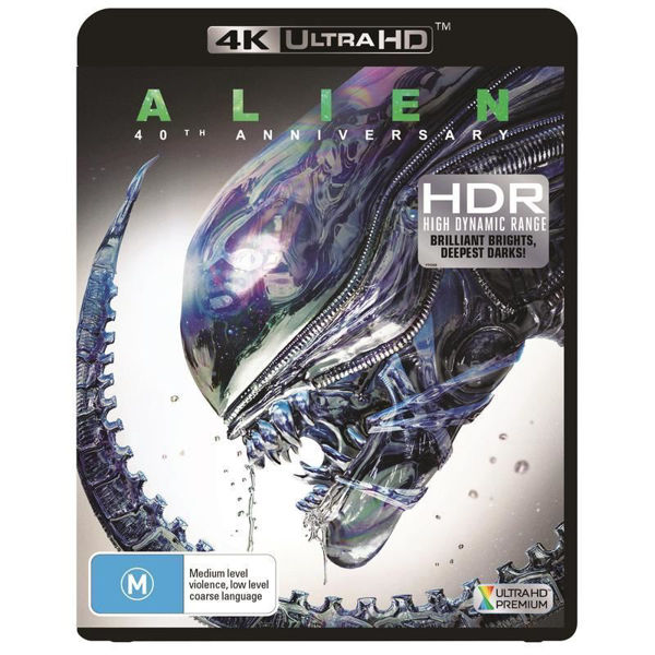 Picture of Alien (40th Anniversary) - 4K Ultra