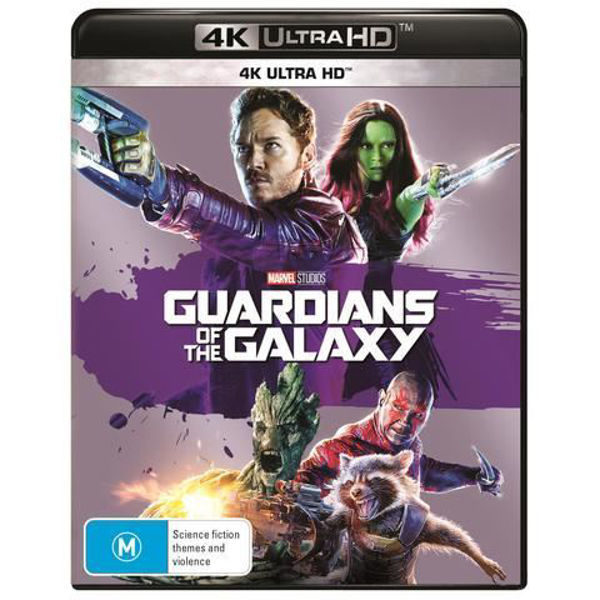 Picture of Guardians Of The Galaxy - 4K Ultra