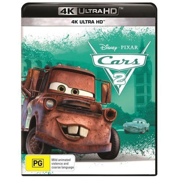 Picture of Cars 2 - 4K Ultra