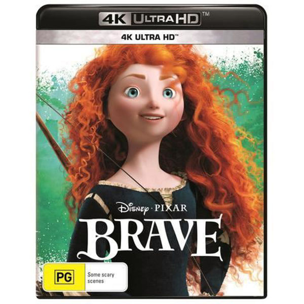 Picture of Brave - 4K Ultra