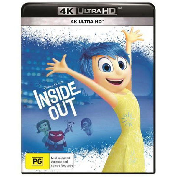 Picture of Inside Out - 4K Ultra