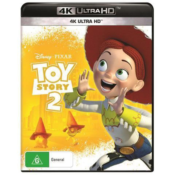 Picture of Toy Story 2 - 4K Ultra
