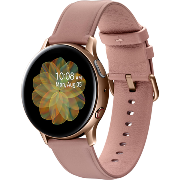 Picture of Samsung Galaxy Watch Active2 40mm LTE (Stainless Steel/Gold)