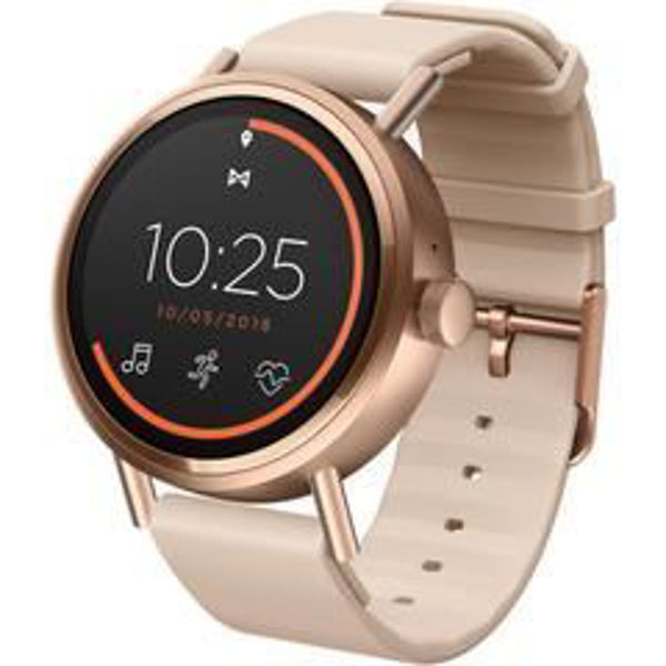 Picture of Misfit Vapor 2 41mm Smart Watch (Rose Gold/Beige)