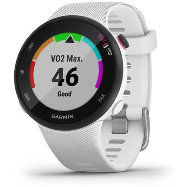 Picture of Garmin Forerunner 45s Sports Watch (White)