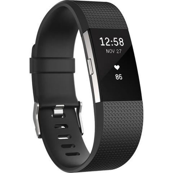 Picture of Fitbit Charge 2 (Black/Small)