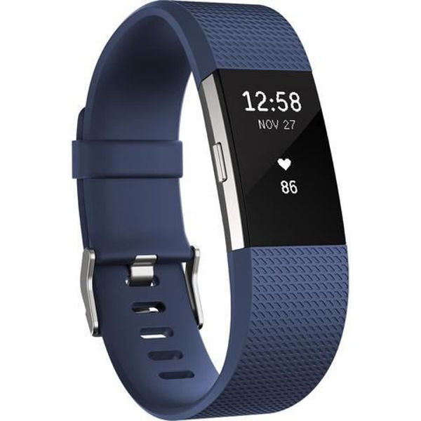 Picture of Fitbit Charge 2 (Blue/Small)